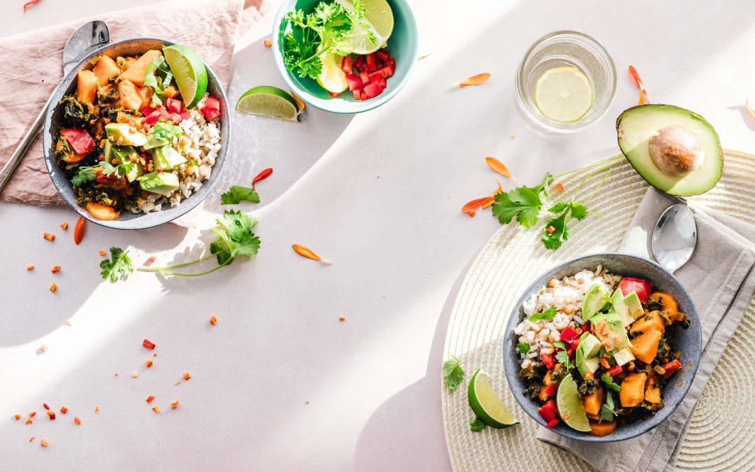 Banquetes vegetarianos para cualquier ocasión